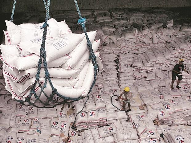 Preços asiáticos do arroz branco 5% quebrados caem abaixo de $ 400/mt FOB