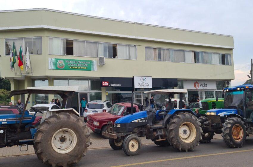 Projeto favorece o MST e prejudica arrozeiros em Nova Santa Rita (RS)