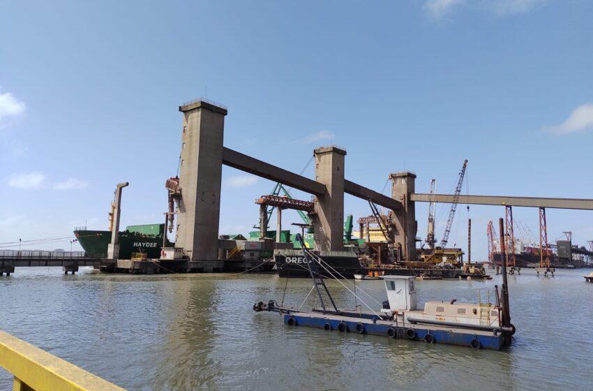 Brasil embarca 30.450 toneladas de arroz para Cuba