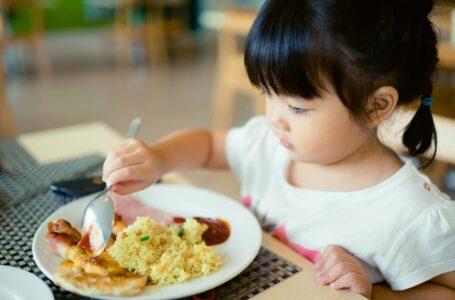 Alimentação infantil é uma das preocupações na Ásia