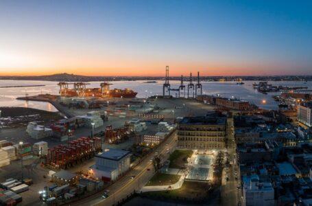 Porto de Montevidéu: embarque para o México deve acontecer em curto prazo (Divulgação)