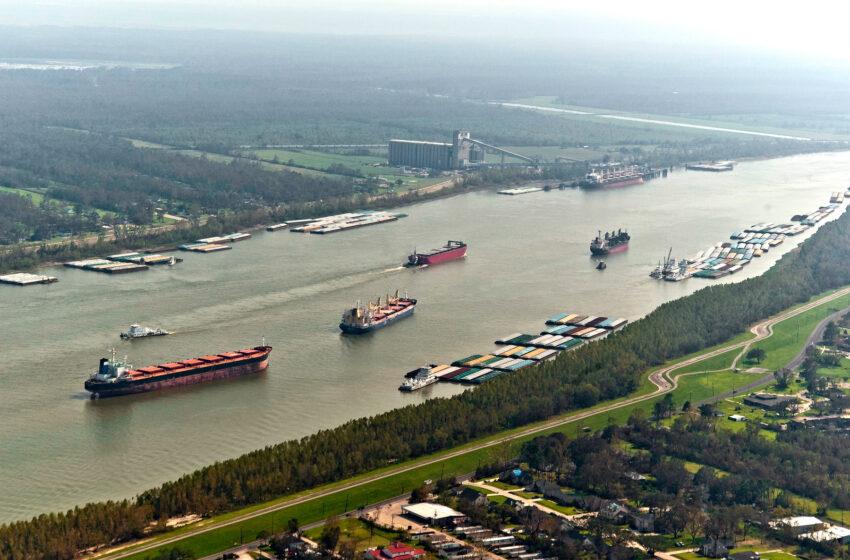 EUA: furacões reforçam a importância dos portos de exportação