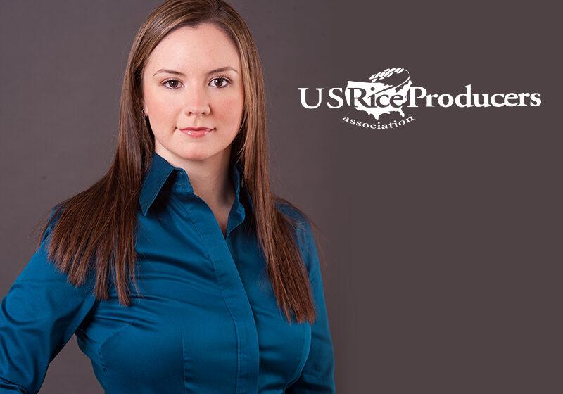Marcela Garcia será nova CEO da Associação de Arrozeiros dos EUA