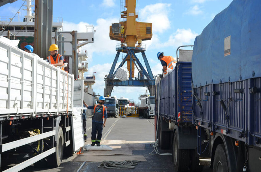 Brasil exporta mais de 583 mil t no 1º semestre do ano comercial 2021/22