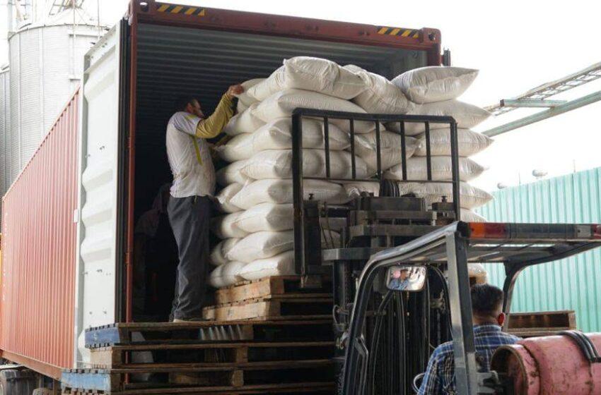 Equador exportou 416 toneladas de arroz para a Guatemala