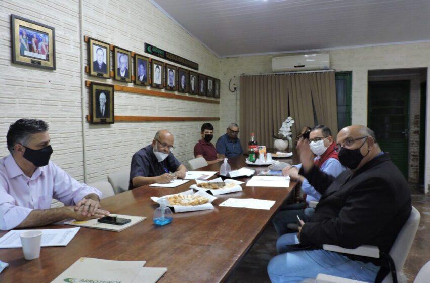 Arrozeiros de Alegrete impetram Mandado de Segurança no TJ/RS contra o Estado