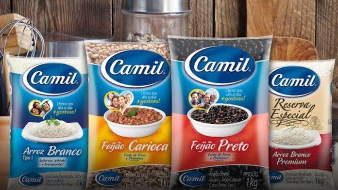 A Camil saiu do arroz e feijão. Mas ainda não saciou seu apetite