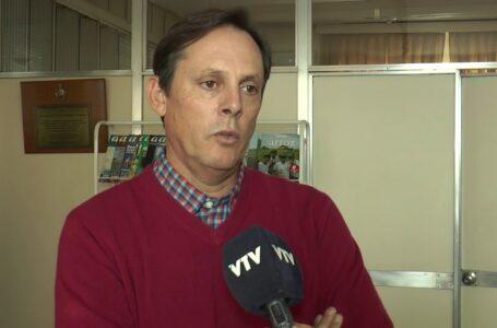 Alfredo Lago, presidente de ACA en Uruguay
