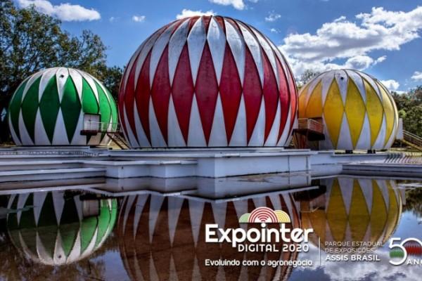 Irga participa da Expointer Digital 2020