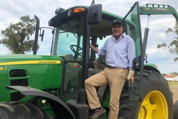 Julio Blanco: El productor de arroz es referente en incorporación de tecnología