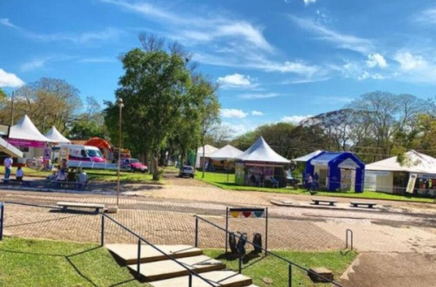 Irga participa da 21ª Feira Nacional do Arroz, em Cachoeira do Sul